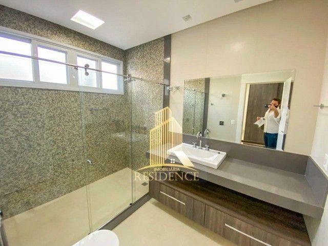 Casa de Luxo Alphaville 1 - Cuiabá - ótima localização no condomínio.  - Foto 15