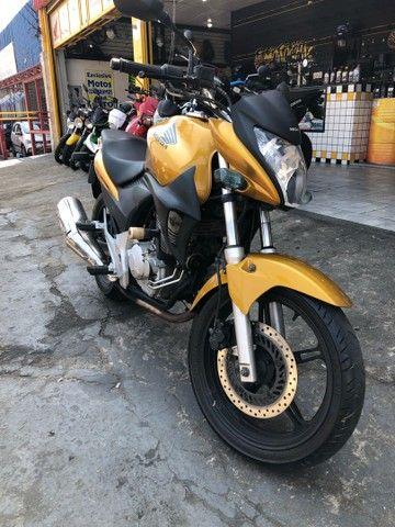 CB 300 2011 a mais nova de bh