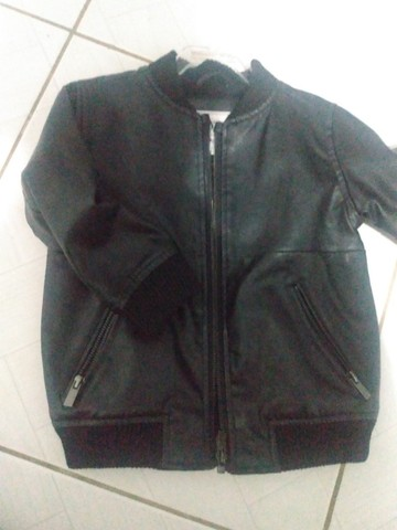Jaqueta de PU - Foto 2