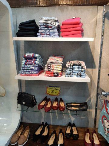 Vendo Estoque de Roupas Femininas, Lingerie, Pijamas  Fittnes, Calçados e Sandálias  - Foto 5