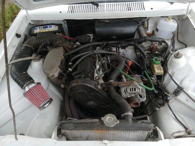 Chevette 1979 com motor AP 2.0 injetado MI, em ótimo estado. - Foto 5