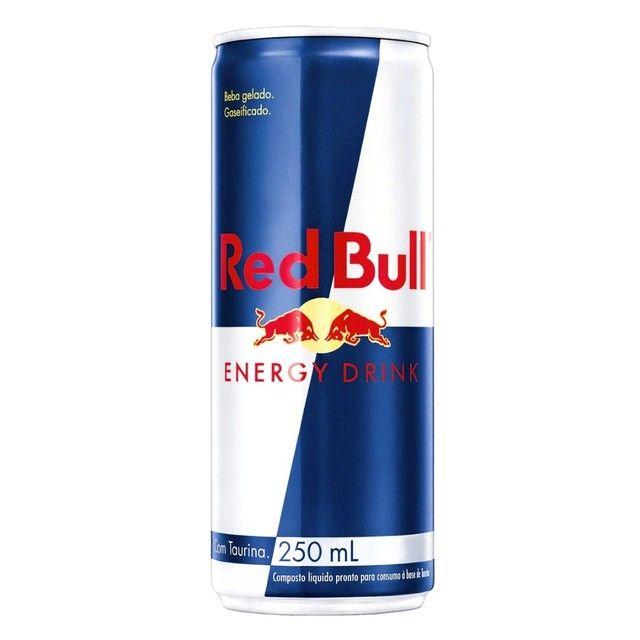 Red bull ernegético Lata 250mL