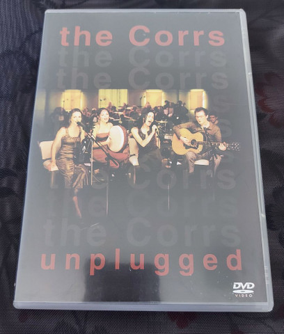 Combo The Corrs unplugged: Cd e dvd - Foto 3