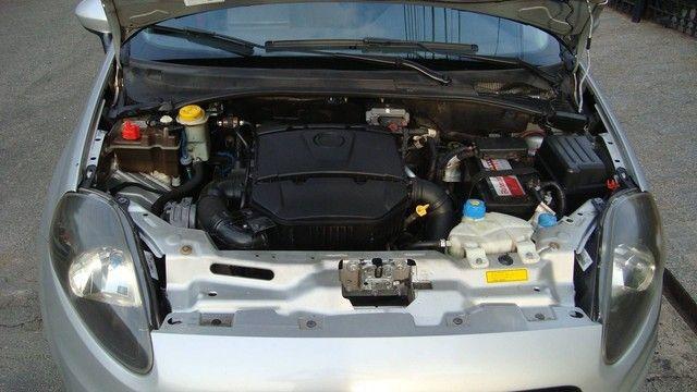 PUNTO 2011/2011 1.8 SPORTING 16V FLEX 4P AUTOMATIZADO - Foto 7