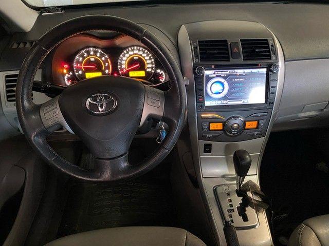 Toyota Corola Gli 2013 - Blindado - Automático  - Foto 14