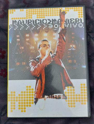 Combo Mauricio Manieri - 3 CDs + 1 DVD - Foto 3