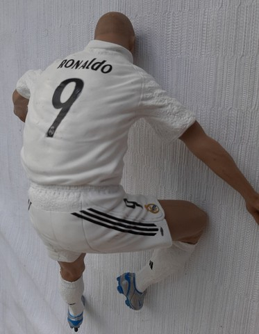 Figura Real do Fenômeno Ronaldo 9 FT Champs - Figura Real - Foto 2