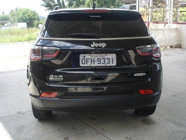 COMPASS 2017/2018 2.0 16V DIESEL LONGITUDE 4X4 AUTOMÁTICO - Foto 3