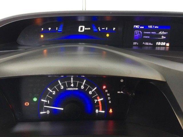 """Civic Sedan LXR 2.0 Flexone 16V Aut. """"Carro Impecável-Pneus Novos"""" - Foto 8"""