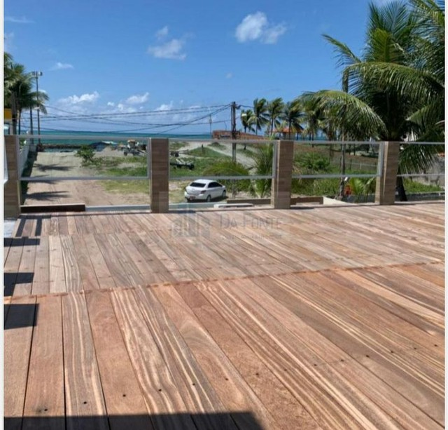 Casa Serrambi excelente a ver o mar, pra residencia ou comercio 50 metros pro mar. - Foto 4