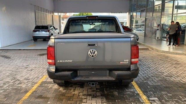 Amarok Xtreme V6 2021 Automática 258cv 4x4 Diesel  - Foto 7