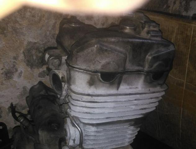 Cabeçote com cilindro da cb300