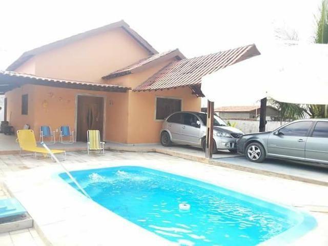 Casa Mobiliada em Lucena locação para finais de semanas