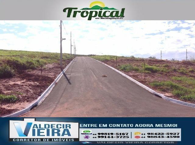 Lotes em Mandaguaçu entrada de 1.000,00 e parcelas de 540,00 liberado para duas casas - Foto 9