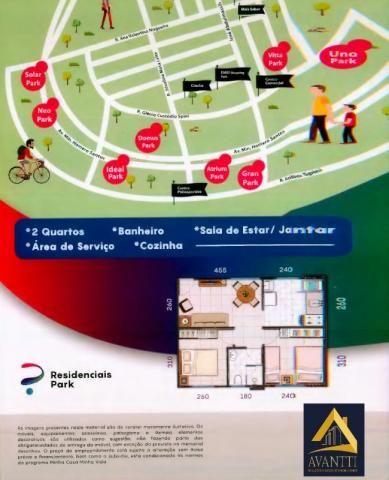 Apartamento com 2 quartos à venda no bairro Shopping Park - Foto 6
