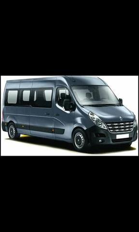 Ônibus e Vans - Foto 2