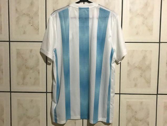 d767a4d8a0bed Camisa Seleção Argentina Home 2018 s n° Torcedor Adidas Masculina - Original