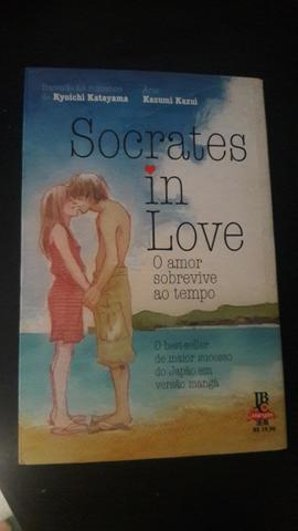 Manga Socrates in Love Volume Único