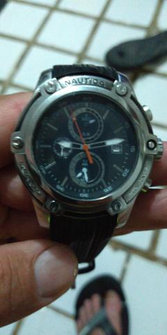 be1497755ec Vendo relógio Náutica original 250