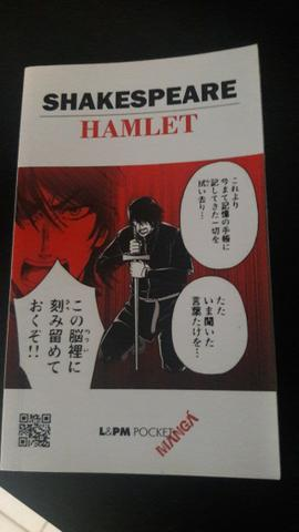 L&PM Pocket Manga Hamlet