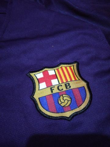 95f279dd48d32 Camisa feminina Barcelona - Esportes e ginástica - Parque São José ...