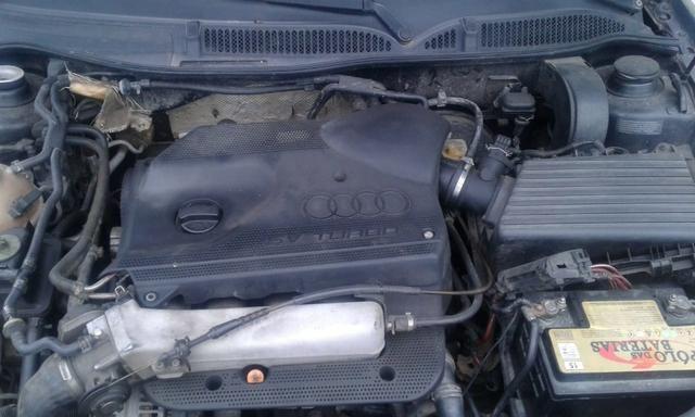 Audi A3 1.8 Turbo 180 cv 2001 4 portas Cambio Manual Sucata Em Peças - Foto 5