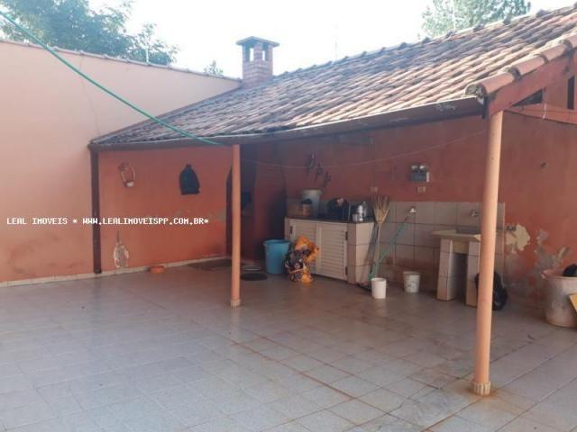 Chácara para Venda em Álvares Machado, Chacara Artur Boygues, 3 dormitórios, 1 suíte, 1 ba - Foto 3