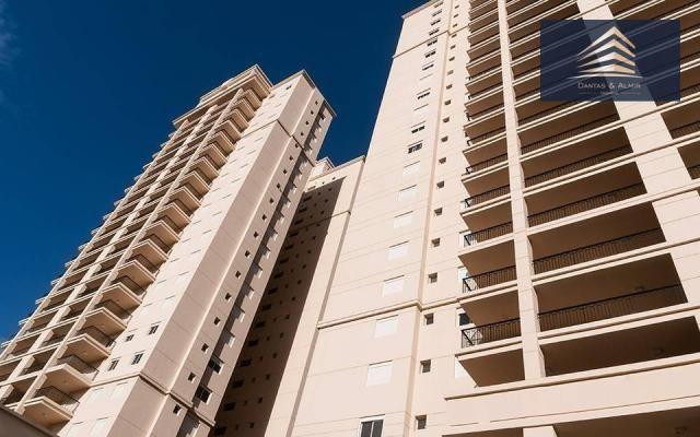 Apartamento residencial à venda, Vila Rosália, Guarulhos - AP6498.