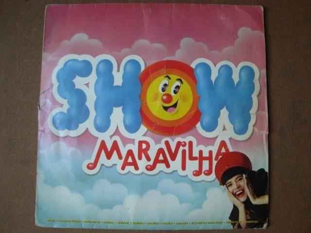 Lp Mara Maravilha - Show Maravilha - 1992
