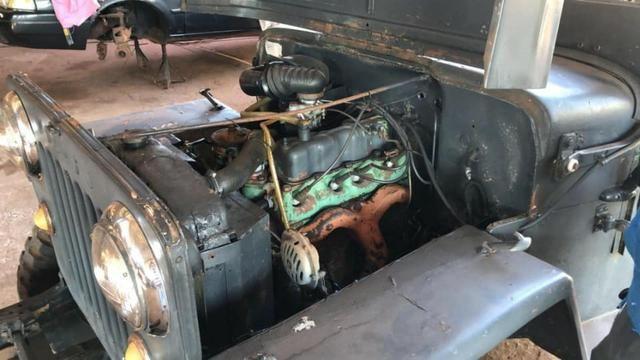 """Willys Jeep CJ-5 1954/1954 """"Coleção"""" - Foto 5"""