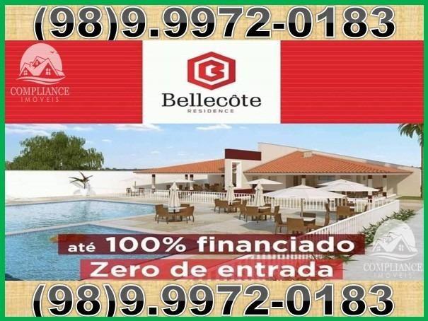 Bellecôte, apartamentos com 2 quartos, 42 a 48 m² Maiobão - São José de Ribamar/MA