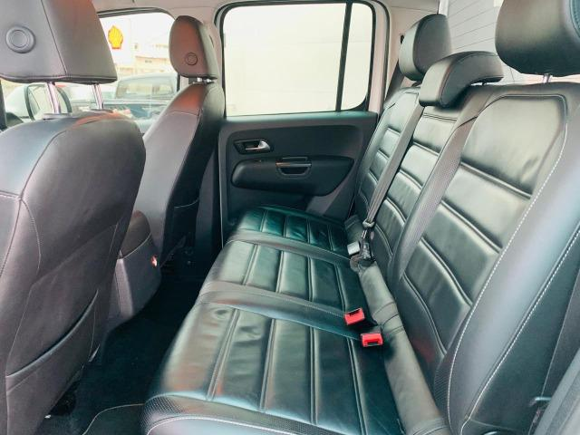 Vw - Volkswagen Amarok Highline Extreme Top de linha , aro 20, !!, Abaixo Fipe!!! - Foto 15