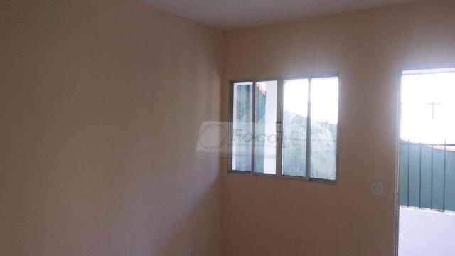Apartamento com 1 dormitório para alugar, 37 m² por R$ 550/mês - Jardim Albertina - Guarul - Foto 4