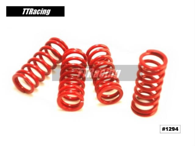 Kit Mola Embreagem Rd135 Racing Alta Perform Red 4 Pç