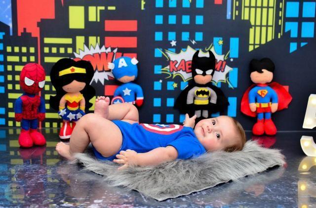 Acompanhamento mensal para bebês