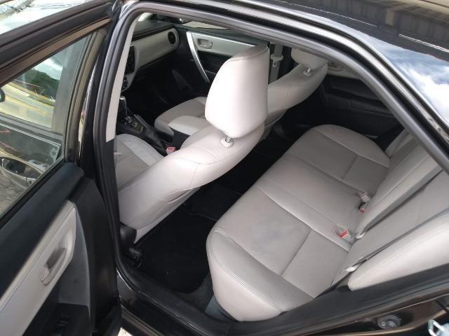 Toyota- Corolla GLI Upper 1.8 Aut. Flex, Ipva 2019 pago, Completo, Garantia até 2020, Novo - Foto 10