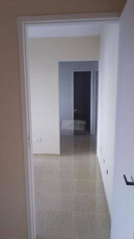 Apartamento com 1 dormitório para alugar, 37 m² por R$ 550/mês - Jardim Albertina - Guarul - Foto 7