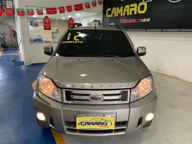 Ford Ecosport XLT 2.0 Automatica 2012 muito nova + GNV, Ipva 2019 Gratis - Foto 2