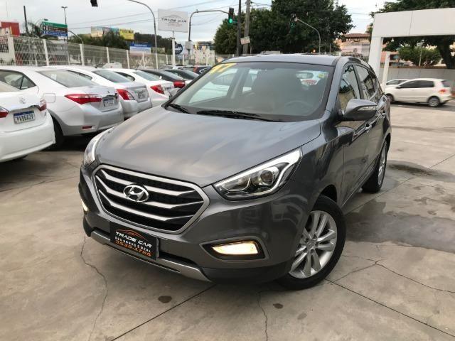 Hyundai Ix35 2.0 4x2 Aut. 2017 apenas 27mil km (Petterson melo- *) - Foto 2