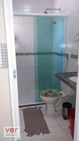 Casa com 2 dormitórios à venda, 99 m² por R$ 170.000 - Messejana - Fortaleza/CE - Foto 12