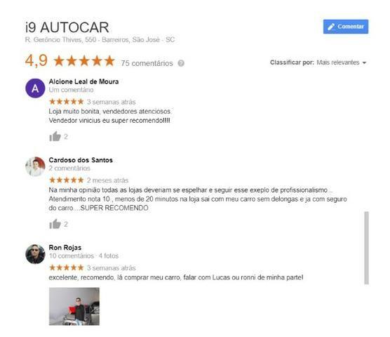 Peugeot Score Baixo Pequena Entrada - Foto 2