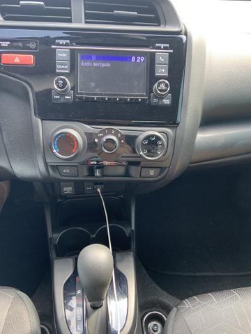 Honda Fit EX 2015 automático APENAS VENDA - Foto 6