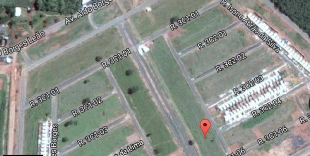 ÁGIO de terreno à venda, 300 m² por R$ 37.000 - Monte Hebron - Uberlândia/MG - Foto 8