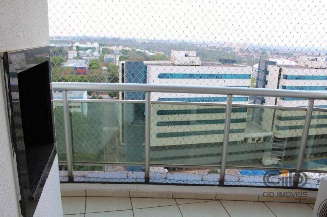 Apartamento com 3 dormitórios à venda, 85 m² por r$ 360.000 - alvorada - cuiabá/mt - Foto 6