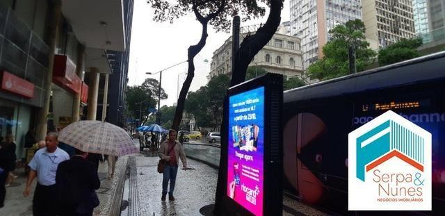 Sala Comercial com 33 m2, Centro, Rio de Janeiro, RJ - Foto 12
