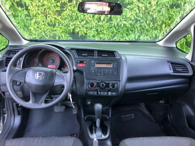 Honda fit 2015 1.5 lx 16v flex 4p automÁtico - Foto 8