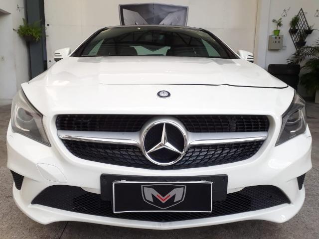M.Benz CLA 200 1.6 First Edition tb 2013/2014 Branca - Foto 5