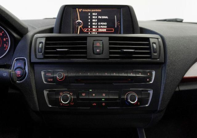 BMW 118i Turbo Gasolina 2013 Vermelho Completo - Foto 9