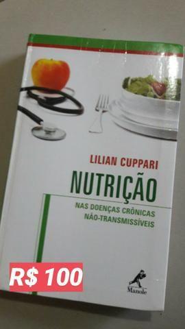 Livro Nutrição nas doenças crônicas não transmissíveis- Lilian Cuppari