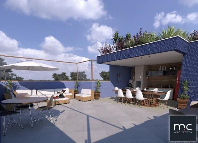 DMR - Flat no centro de Porto de Galinhas 1 ou 2 quartos para morar ou investir - Foto 7